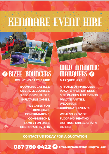 Kenmare Event Hire