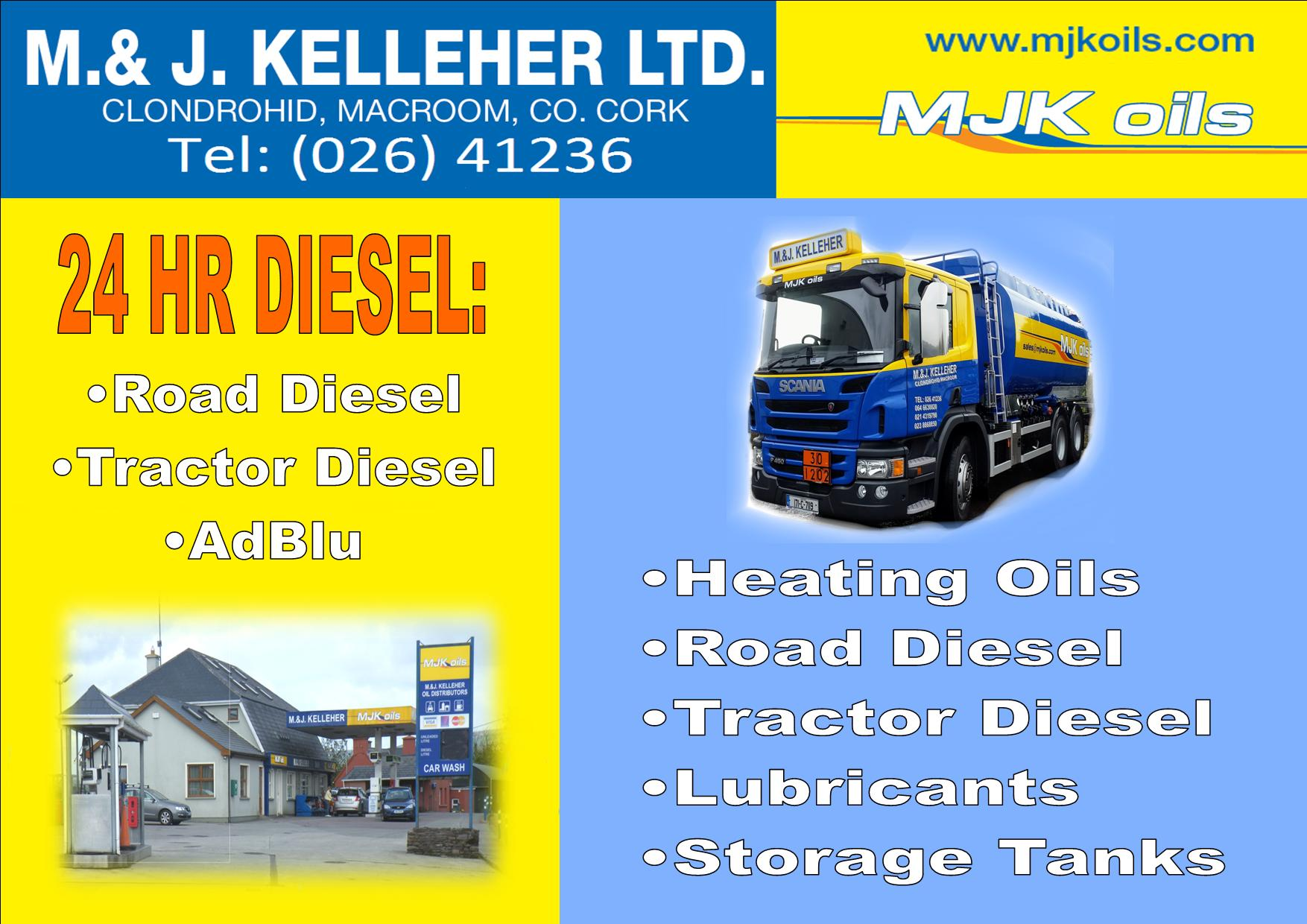 M&J Kelleher Ltd.
