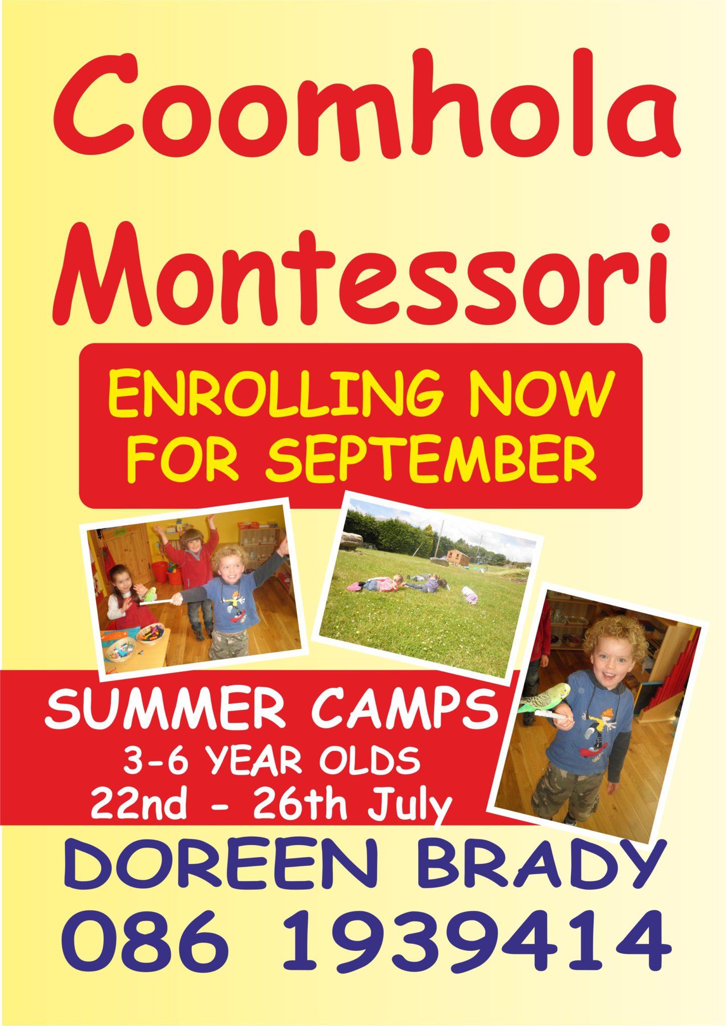 Coomhola Montessori