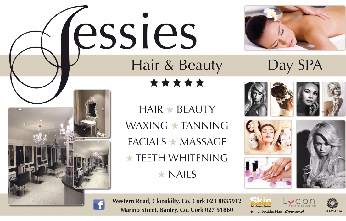 Jessie's Hair and Beauty Bantry