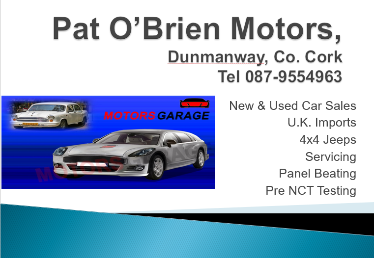 Pat O'Brien Motors