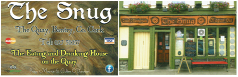 The Snug Bantry